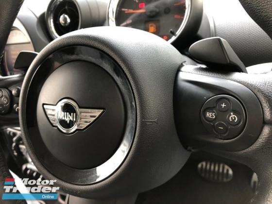2016 MINI Cooper 1.6 S COUNTRYMAN CONDITION TIPTOP Facelift Fulloan
