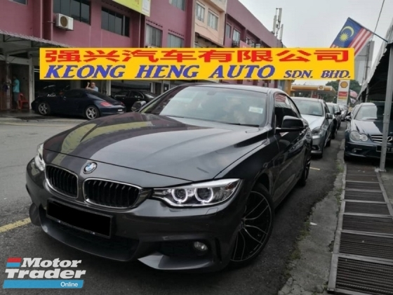 2015 BMW 4 SERIES 428i New Facelift M Sport CBU TRUE YEAR MADE 2015 Mil 67k km Full Service Ingress Warranty to Dec 20