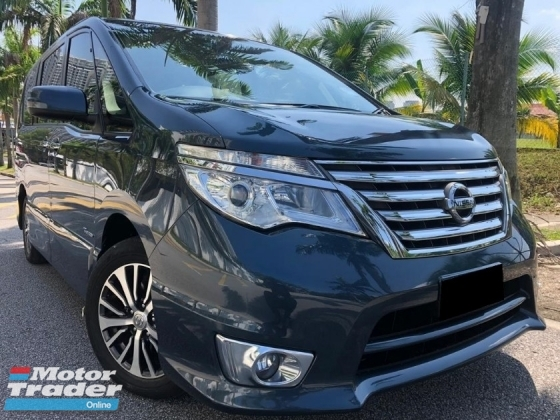 2016 NISSAN SERENA 2.0 S-HYBRID CONDITION TIPTOP LowMilage Fulloan