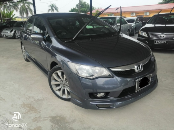 2010 HONDA CIVIC 2.0S
