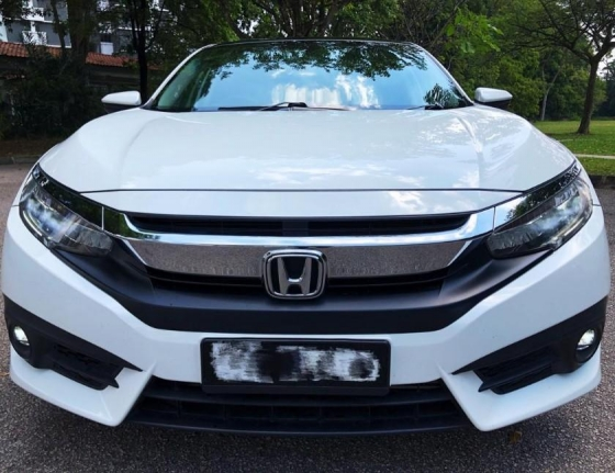2019 HONDA CIVIC 1.5 TC (A)