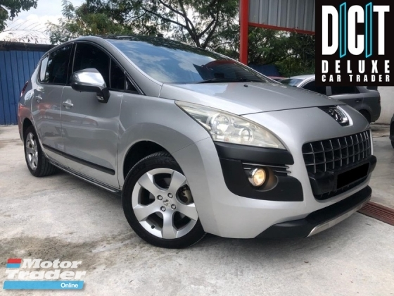 2015 PEUGEOT 3008 1.6 TURBO (A) REVERSE CAMERAN LEATHER SEAT FULL SERVICE RECOED ONE CAREFUL OWNER