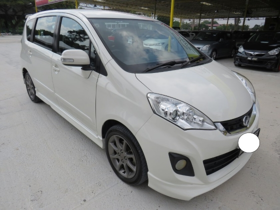 2017 PERODUA ALZA 1.5 (A) ADVANCED ZHP One Lady Owner Full Service Record 100% Accident Free High Loan Tip Top Condition Must View
