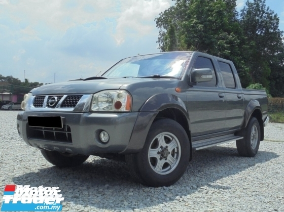 2011 NISSAN FRONTIER 2.5 (M) 4x4 TipTOP Condition LikeNEW