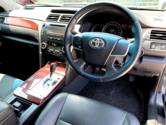 2014 TOYOTA CAMRY 2.0G FULL SPEC BLACK INTERIOR LETHER SEAT