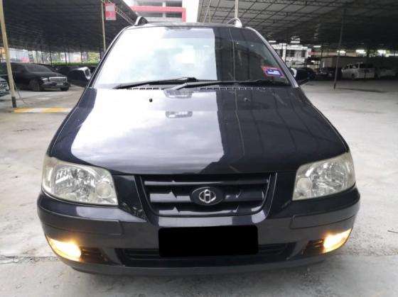 2007 HYUNDAI MATRIX Hyundai Matrix 1.6 AT TIP TOP CONDITION 1 OWNER