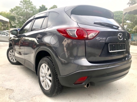 2015 MAZDA CX-5 2.5 4WD (A)  CBU IMPORT NEW FACELIFT SUNROOF