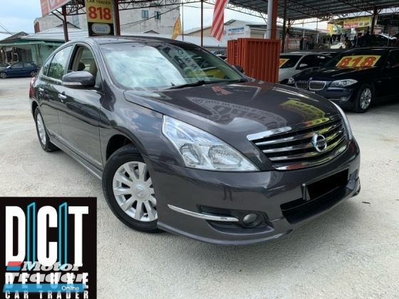 2013 NISSAN TEANA 2.0L LUXURY FULL LEATHER SEAT TIPTOP CONDITION LIKE NEW CAR