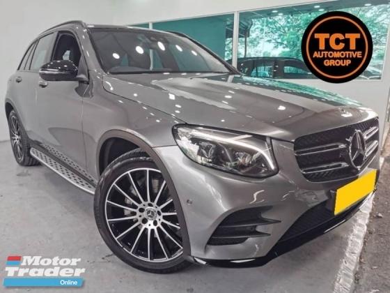 2019 MERCEDES-BENZ GLC 250 2.0 (A) AMG Line 5k Mileage Under Mercedes Warranty New Car Condiition