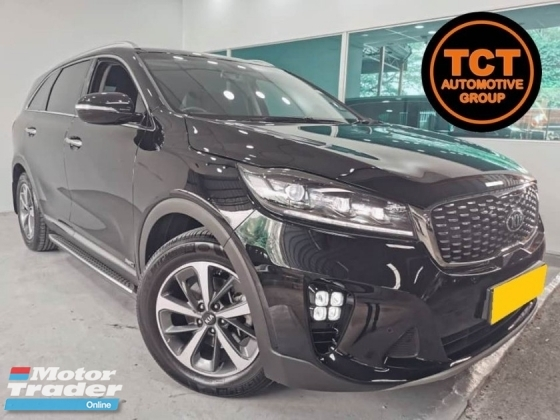 2018 KIA SORENTO 2.4 (A) New Facelift Model Full Spec FSR 20k Mileage Under Kia Warranty until 2023