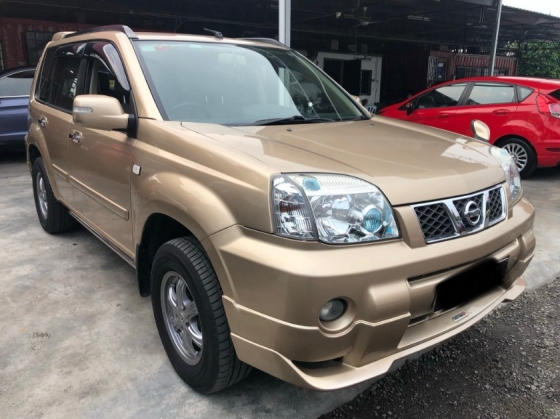 2011 NISSAN X-TRAIL 2.0 COMFORT (A) TIP-TOP CONDITION ANDROID