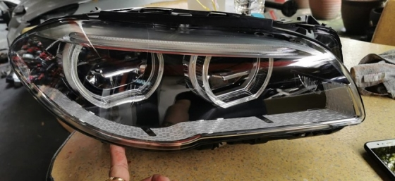 BMW F10 LCI HEAD LAMP Lighting