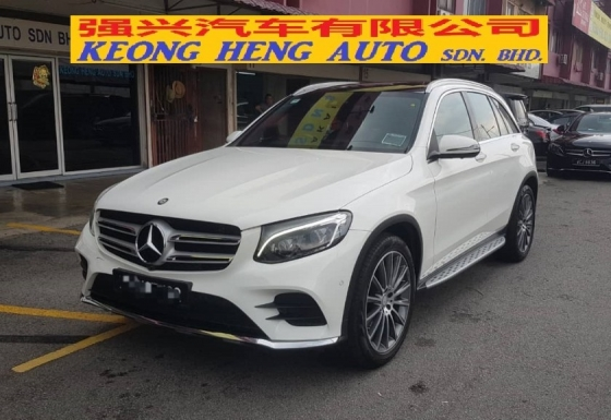 2016 MERCEDES-BENZ GLC 250 (CKD Local Spec)