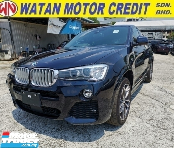 2016 BMW X4 2.0 XDrive 28i M Sport  JAPAN SPEC UNREGISTER 1 YEAR WARRANTY