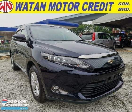 2015 TOYOTA HARRIER 2.0 Premium  Unregister 1 YEAR WARRANTY