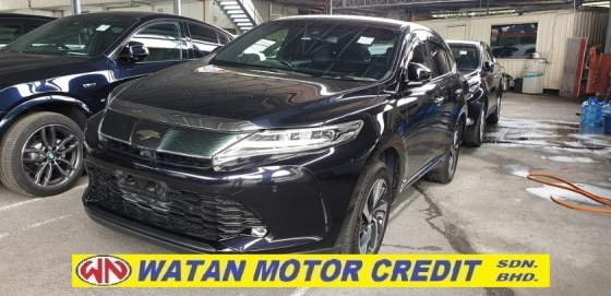 2018 TOYOTA HARRIER 2.0 LUXURY PROGRESS TURBO FULL SPEC JBL NO HIDDEN CHARGES