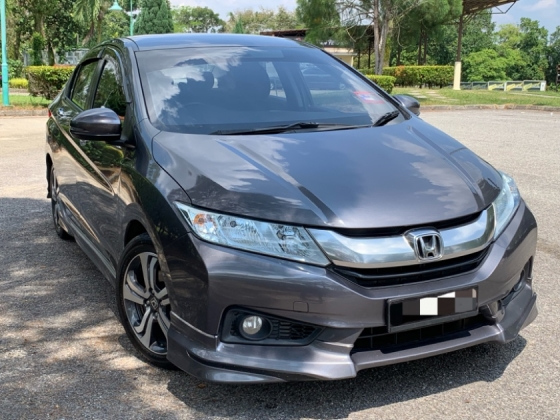 2014 HONDA CITY 1.5 (A) V Full Spec Edition Keyless Push Start Button