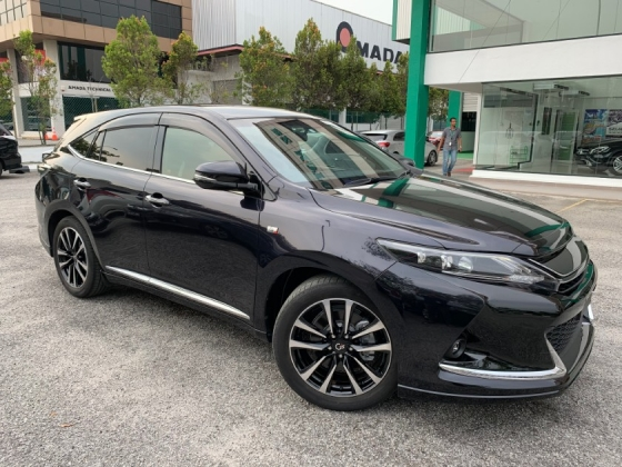 2015 TOYOTA HARRIER BUY&WIN GS 2.0 JBL SOUND SYSYTEM 5 YRS WARRANTY UNREG