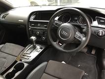 2013 AUDI A5 TFSi 1.8 Turbocharge SLine New Facelift Coupe