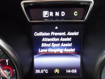 2015 MERCEDES-BENZ CLA 45 AMG SPORT 4MATIC ADVANCED PACKAGE