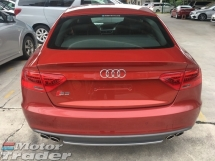 2013 AUDI S5 3.0 V6 Turbo Sport Back Sun Roof 333hp