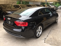 2013 AUDI A5 TFSi 1.8 Turbocharged New Engine SLine New Facelift Coupe MMi Multi Function Paddle Shift Steering Bucket Sport Seats Daytime Neon Light Bar Xenon Dual Zone Climate Control Auto Cruise Control Retractable Side Mirror 1 Year Warranty Unreg