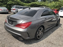 2014 MERCEDES-BENZ CLA 250 2.0 CGi AMG Sport 4MATIC Turbocharged 211hp 7GDCT 2 Memory Seat Xenon LED Paddle Shift
