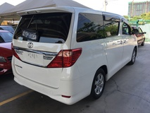 2012 TOYOTA ALPHARD 2.4 VVTi 7SCVT New Facelift 2 Power Door Smart Entry Push Start Button Xenon Light 9 Air Bag