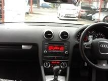 2009 AUDI A3 1.4 SLINE TFSI