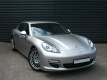 2012 PORSCHE PANAMERA S HYBRID 3.0 V6