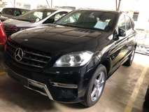 2012 MERCEDES-BENZ M-CLASS Mercedes Benz ML 350 3.5 Diesel BlurTec AMG Sport Edition