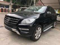2012 MERCEDES-BENZ ML-CLASS 350 Diesel BlueTec 3.5 UK Premium Car UNREG 12.
