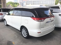 2012 TOYOTA ESTIMA 2.4 G Edition Original New Facelift Automatic Power Boot 7 Seater 2 Power Doors 2 Power Seats with Memory Function Xenon Light Keyless Go Entry Push Start Button Front  Reverse Camera Dual Zone Climate Control Auto Cruise Nanoe 1 Year Warranty Unreg