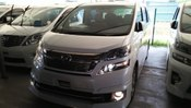 2013 TOYOTA VELLFIRE 3.5 VL Full Spec Unreg Local AP
