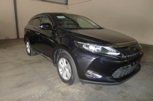 2014 TOYOTA HARRIER FULL LEATHER WITH 2 ELC  MEMORY SEAT JPL SOUND