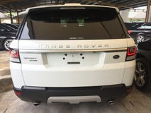 2014 LAND ROVER RANGE ROVER SPORT 3.0 HSE V6 Petrol Supercharged 5 Camera Vacuum Door Meridian Surround PBoot