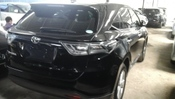 2014 TOYOTA HARRIER 2.0 Japan spec included GST