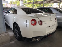 2013 NISSAN GT-R 3.8 Twin Turbo Premium Edition BOSE Surround Bucket Seat Paddle Shift Blistein Suspension Brembo