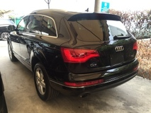 2012 AUDI Q7 3.0 TFSi Petrol V6 Quattro 7 Seat Smart Entry Push Start Button MMi 3 Memory Seats BOSE Surround System Daytime Xenon LED Automatic Power Boot Dual Zone Climate Control Reverse Camera with Park Assist Bluetooth Connectivity 1 Year Warranty Unreg