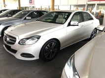 2014 MERCEDES-BENZ E-CLASS E200 E250 2.0 CGi Turbocharged 7GTronic BlueEfficiency New Facelift Paddle Shift Steering LED Ligh