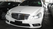 2010 MERCEDES-BENZ E-CLASS 250 JAPAN AMG SPEC UNREGISTER  included GST