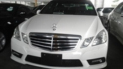 2011 MERCEDES-BENZ E-CLASS 250 japan spec push start unreg INCLUDED GST