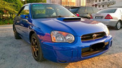 2004 SUBARU IMPREZA Version 8 1.6