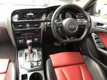 2014 AUDI S5 3.0 Black Edition Sport Back MMi 3 Drive Select Sun Roof BO Surround Bucket Seat Paddle Shift