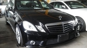 2010 MERCEDES-BENZ E-CLASS E250 JAPAN AMG SPEC UNREGISTER SUNROOF included GS