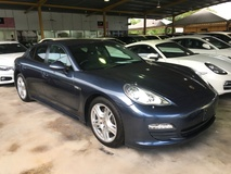 2012 PORSCHE PANAMERA 3.6 V6 PDK Sport Mode Automatic Power Boot Sun Roof Auto Seat Xenon Light 1 Year Warranty Unreg