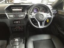 2013 MERCEDES-BENZ E-CLASS E250 AMG Sport 7GTronic MSeat PStart