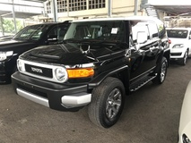2014 TOYOTA FJ CRUISER 4.0 V6 DOHC Dual VVTi Color Package Japan Spec LimitedSlip Rear Differential Multi Function Steering Reverse Camera Slide Open Door Auto Cruise Control Parking Sensors Perfect Condition 1 Year Warranty Unreg