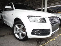 2011 AUDI Q5 2.0 TFSi QUATTRO SLINE PANORAMIC JAPAN HIGH SPEC