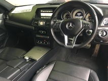 2014 MERCEDES-BENZ E-CLASS E200 2.0 AMG Sport 7GTronic Coupe